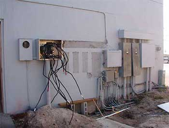 South seas Resort - Electrical Equipment